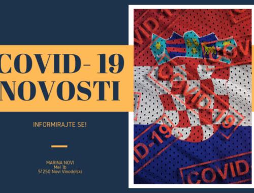 Covid-19 novosti!