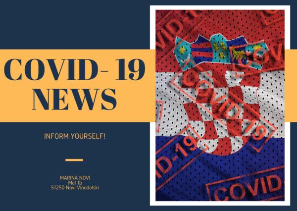 Covid-19 news!