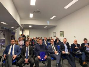 Sjednica udruženja marina HGK 07.02.2020.
